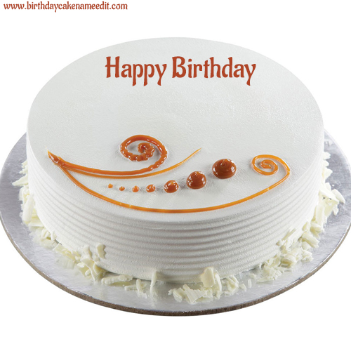 Fabulous Birthday Cake With Name Editor Funny Birthday Cards Online Necthendildamsfinfo