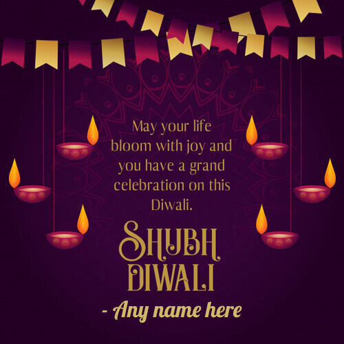 create happy diwali greeting cards online free