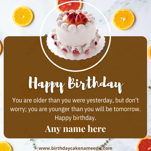 happy birthday card image with name download