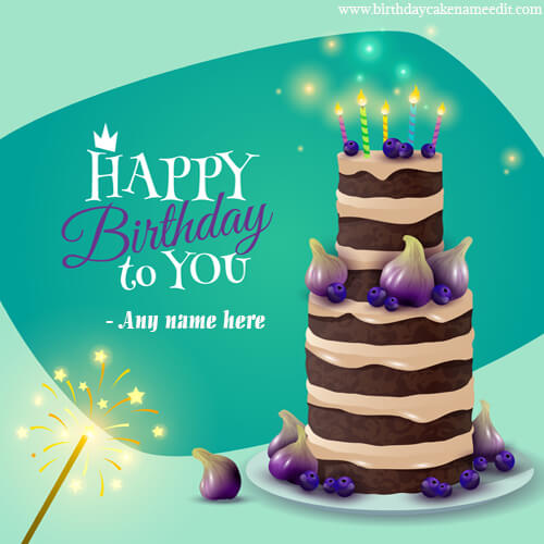 Birthday Card With Name.Happy Birthday Card With Name Free Download Birthday Card
